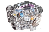 Lt1 Lt4 Driect Injection Engine