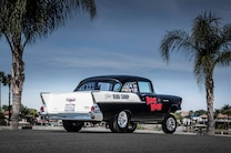 1957 Chevy Gasser Rear
