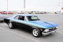 2015 Cruisin Ocean City 1966 Chevelle Black Blue