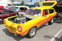 2015 Cruisin Ocean City Custom Vega Wagon