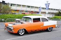 2015 Cruisin Ocean City Pro Street 1955 Chevy