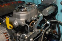 001 CPP Hydro Stop Install Tri Five 1955 Chevy