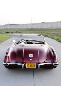 1958 Chevrolet Corvette Rear