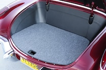 1958 Chevrolet Corvette Trunk