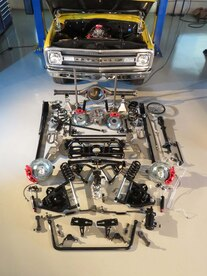 Chevrolet C10 Suspension Parts
