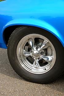 1972 Chevrolet Nova Wheel