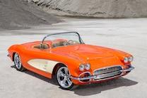 1961 Chevrolet Corvette Front