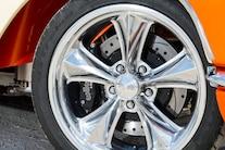 1961 Chevrolet Corvette Wheel