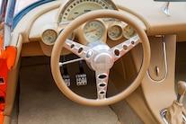 1961 Chevrolet Corvette Steering Wheel