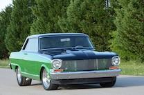 1962 Chevrolet Nova Front