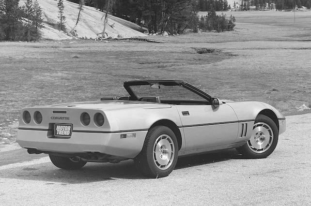1 Corvette Roadster