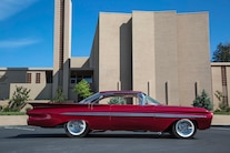 1959 Chevrolet Impala Right Profile
