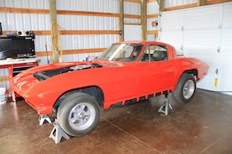 Power Steering Upgrade for 1963 to 1982 Corvettes