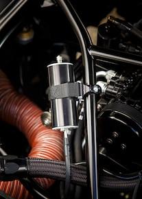 1971 Pro Touring Camaro Engine