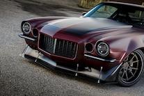 1971 Pro Touring Camaro Headlights