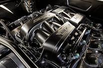1971 Pro Touring Camaro Engine Bay