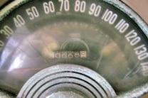 1955 Chevrolet Corvette Speedometer