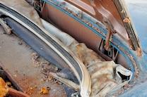 1955 Chevrolet Corvette Trunk