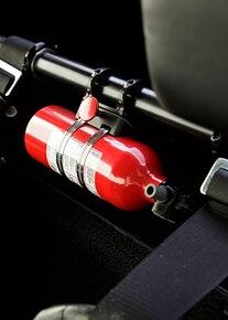 1972 Chevrolet Corvette Fire Extinguisher