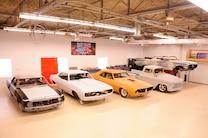 East Coast Muscle Cars Shop Tour Vintage Chevy Muscle Cars