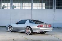 1990 Chevrolet Camaro Rear Side View