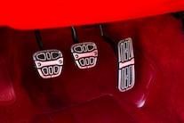 1990 Chevrolet Camaro Pedals