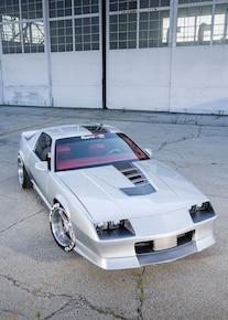 1990 Chevrolet Camaro Front