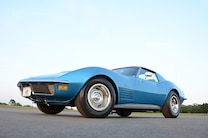 1971 Chevrolet Corvette Front View