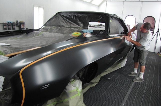 Page2:Camaro Paint Body - How-to Tech and DIY - Super Chevy