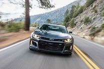 19 2017 Chevrolet Camaro ZL1 First Drive Road Test