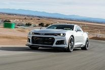 61 2017 Chevrolet Camaro ZL1 First Drive Road Test