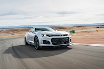 63 2017 Chevrolet Camaro ZL1 First Drive Road Test