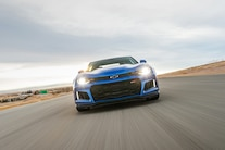 67 2017 Chevrolet Camaro ZL1 First Drive Road Test