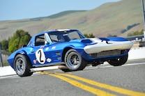 1963 Chevrolet Corvette Grand Sport Side View