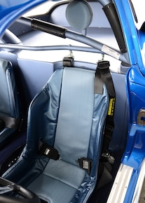 1963 Chevrolet Corvette Grand Sport Racing Seats
