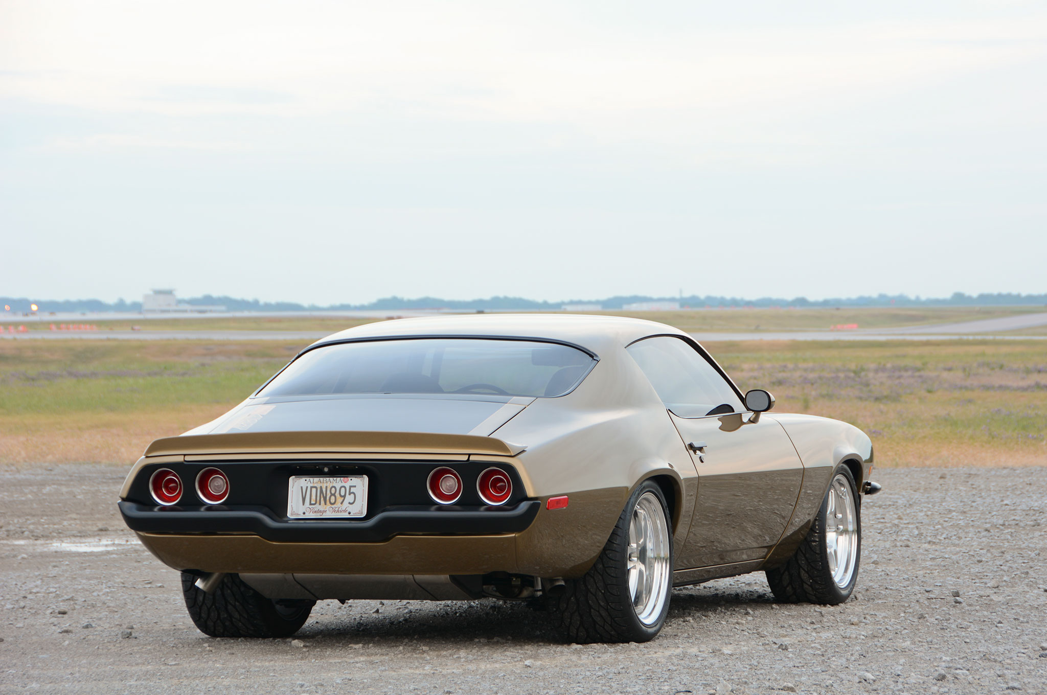 1970 Chevrolet Camaro Rear