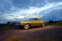 Galdi 1969 Chevrolet Chevelle Front Three Quarter 59