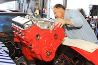 Big-Block Chevy Power with Engine-Building Modifications