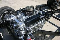 1972 Corvette Coupe Frame Engine