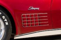 1971 Chevrolet Corvette Vents