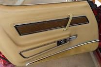 1971 Chevrolet Corvette Door