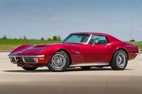1971 Chevrolet Corvette Front Side View