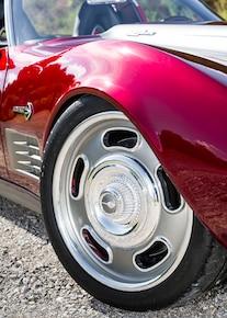 1971 Chevrolet Corvette Wheel