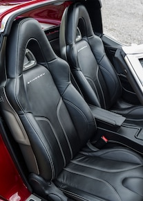 1971 Chevrolet Corvette Seats
