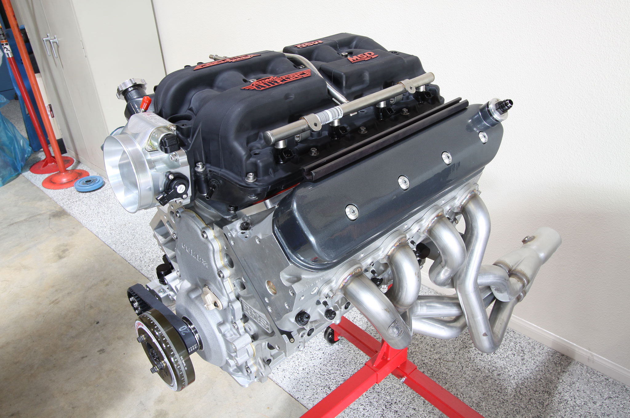 Rhs Ls Engine 490