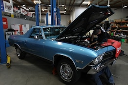 1969 Chevelle El Camino: Installing the CPP Street Beast Hydraulic Brake Booster