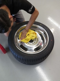 Polishing Rims