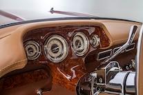 1957 Chevrolet Belair Left Cluster