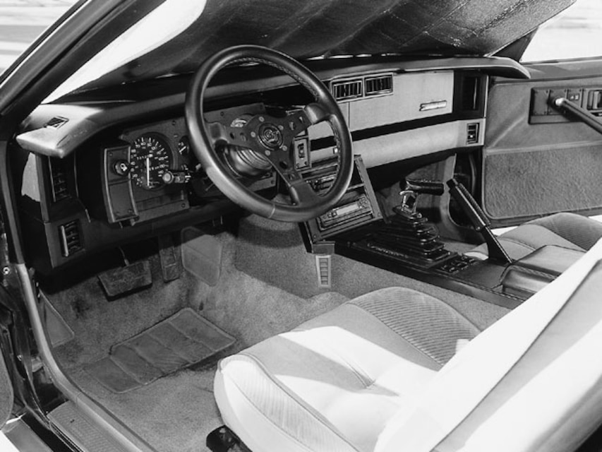 Third-Gen Camaro Interior - DIY Cockpit Upgrades - Super