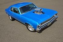1972 Chevrolet Nova Hood